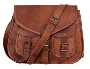 Read more about the article KPL 14 Inch Leather Purse Women Shoulder Bag Crossbody Satchel Ladies Tote Travel Purse Genuine Leather