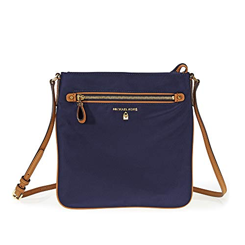 Read more about the article Michael Kors Nylon Kelsey Large Crossbody Nylon (Admiral)
