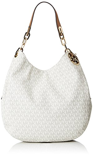 Read more about the article Michael Kors Womens Fulton Tote White (Vanilla)