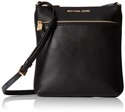 Read more about the article Michael Kors Mk Riley Small Leather Crossbody, Black, Small