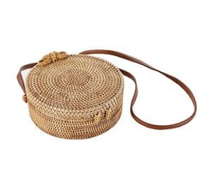 Rattan Boho Purse Handwoven Straw Bag (style1 special offer)