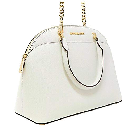 Read more about the article Michael Kors Mercer Admiral Perforated Leather Medium Messenger Bag