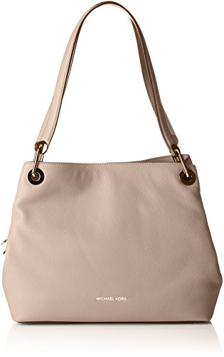 Read more about the article Michael Kors Womens Raven Shoulder Bag Pink (Soft Pink)