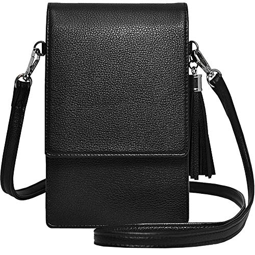 Read more about the article Small Crossbody Bag Cell Phone Purse Wallet Lightweight Roomy Travel Passport Bag Crossbody Handbags for Women