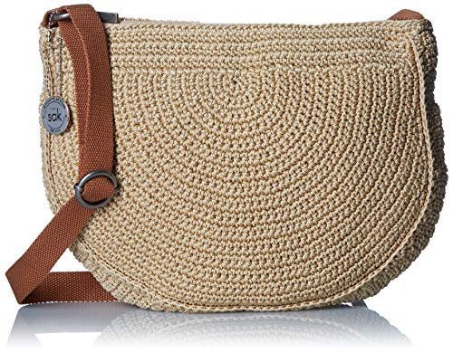 Read more about the article The Sak The Ryder Crescent Crossbody, Bamboo