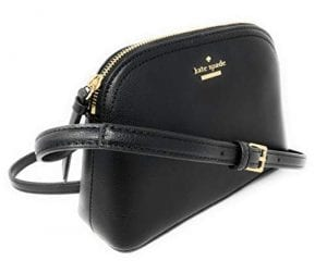 Read more about the article Kate Spade Peggy Patterson Drive Leather Crossbody Bag (Black), Small