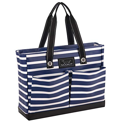 Read more about the article SCOUT Uptown Girl Tote, Medium Tote Bag for Women, Lightweight Utility Tote Bag with Pockets and Zippered Closure, Perfect Teacher Tote Bag or Nurse Tote Bag (Multiple Patterns Available)
